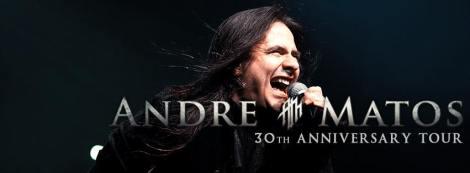 Andre Matos - 30th Anniversary Tour