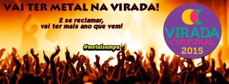 metal virada